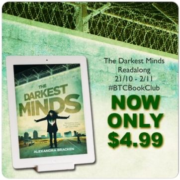 Darkest Minds readalong