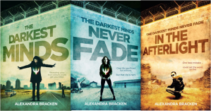 Darkest minds trilogy