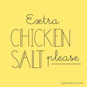 ChickenSalt
