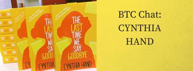 Cynthia Hand chat