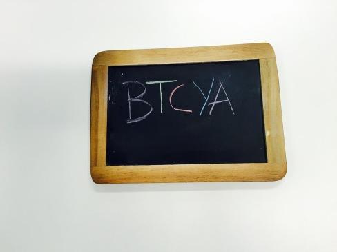 BTCYA chalk